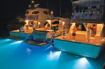 affordable marine underwater lights for boats, Reel Combo